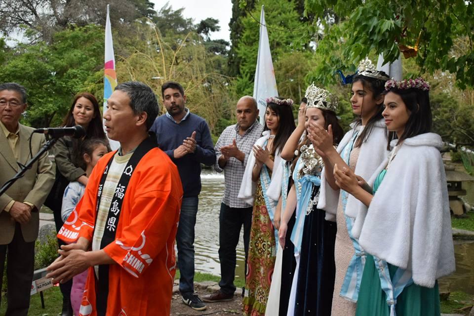 Aniversario del jard n japon s de escobar nuevo digital for Jardin japones de escobar