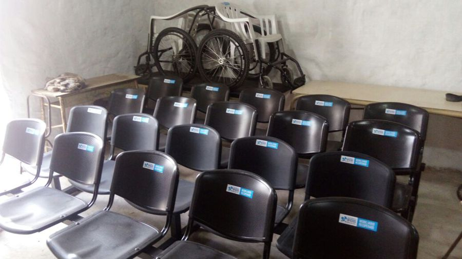 El Taller municipal de Oficios de Matheu restauró muebles y ...