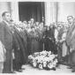 El traslado de los restos de doña Eugenia Tapia de Cruz, al pueblo de Belén, el 25 de septiembre de 1938