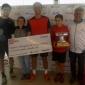 El tenista Santiago RodríguezTaverna se consagró campeón de la Copa Escobar 2018
