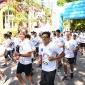 La segunda maratón solidariaEscobar Hambre Cero recolectó miles de kilos de alimentos